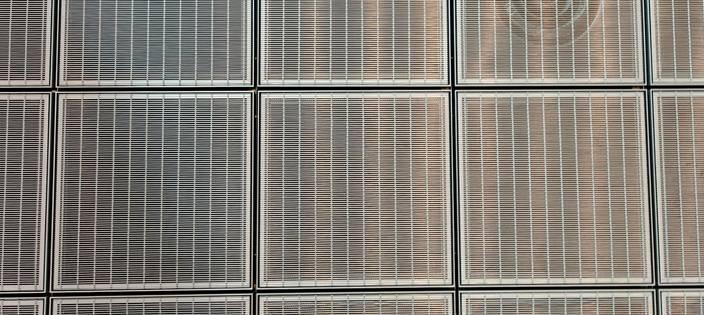 Framed-Wire-Mesh-Panel