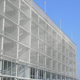 Parking-Garage-Fall-Protection-Façade