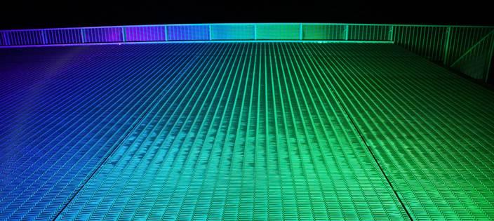wire-mesh-illumination-design