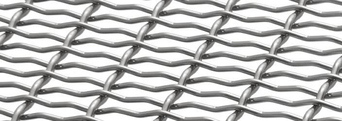 Understanding the Decorative Metal Mesh Fabric Weave Pattern Names